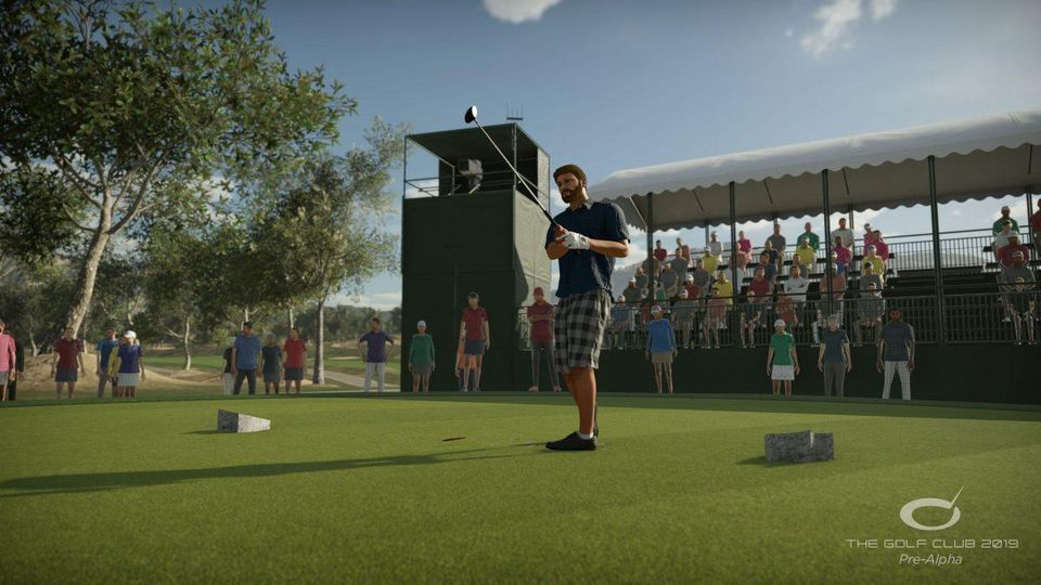 The Ultimate Golf Simulator - The home of TGC 2019 with over 150,000 golf courses.
