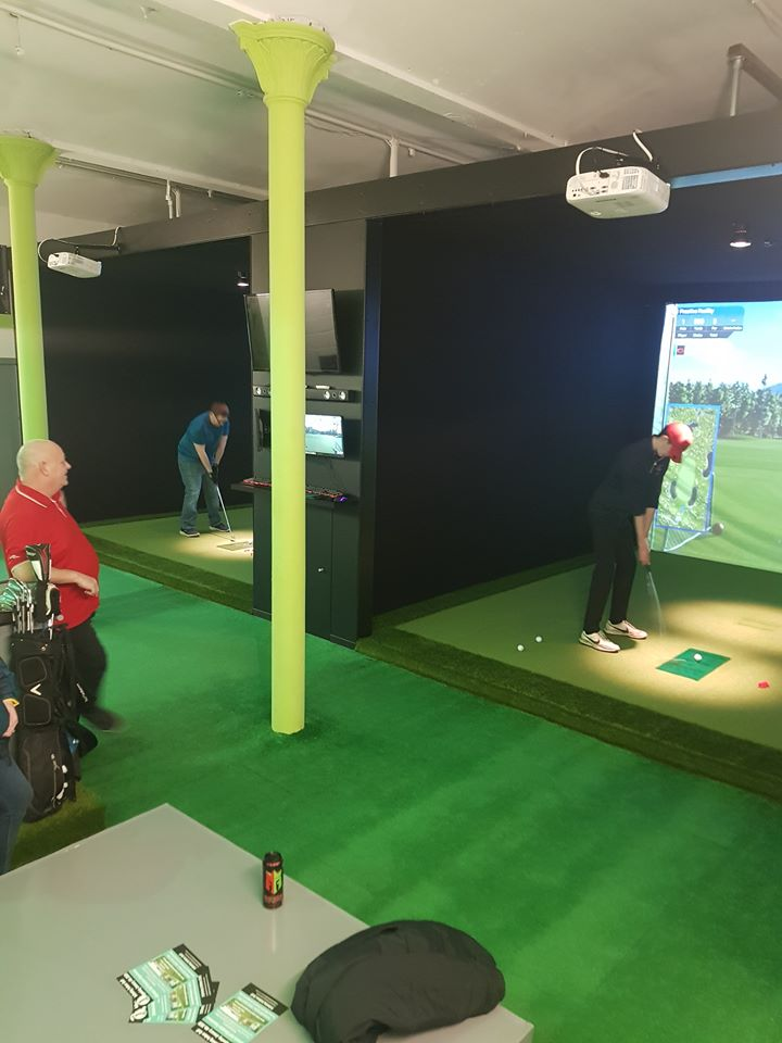 ProTee Indoor Golf Business